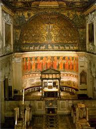 Apse of San Clemente, Rome