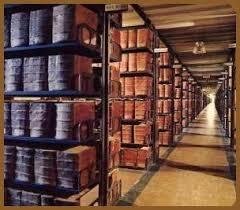 Vat secret archives